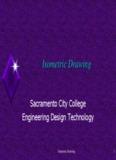Isometric Drawing