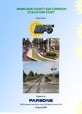 Miami-Dade CSX Corridor Evaluation Final - Miami-Dade MPO