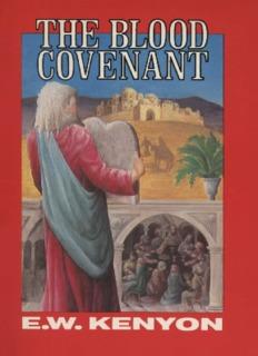 The Blood Covenant by E.W. Kenyon - HopeFaithPrayer