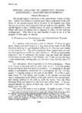 Ashburner v. MacGuire Reconsidered