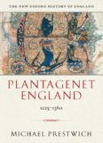 Plantagenet England 1225-1360 (New Oxford History of England)