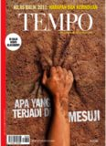 Majalah Tempo - 26 Desember 2011: Apa yang Terjadi di Mesuji