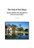 The Soul of San Diego - The Legler Benbough Foundation