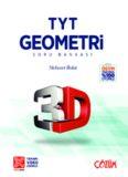 Çözüm 3D TYT Geometri Soru Bankası 2018-19