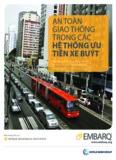 an toàn giao thông trong các hệ thống ưu tiên xe buýt
