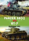 Panzer 38(t) vs BT-7.  Barbarossa 1941 (Osprey Duel 78)