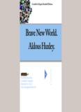 Brave New World - PDF - Book Format