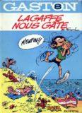 Gaston, Tome 8 : Lagaffe nous gâte : Edition limitée