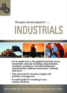 Fisher Investments on Industrials (Fisher Investments Press)