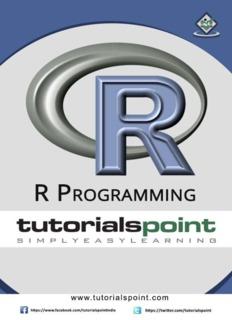 R Programming - Tutorialspoint