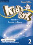 Kid's Box 2 American English Teacher's Resource Pack