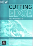 New Cutting Edge Pre-intermediate Workbook With Key.pdf