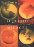 O quinto milagre : em busca da origem da vida