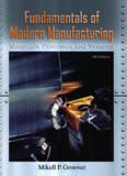 fundamentals of modern manufacturing 4th edition by mikell p. groover