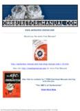 Daewoo Lanos Full Engine Service Manual