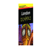 London For Dummies, 6th Edition