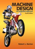 Machine Design An Integrated Approach 4th Ed - Norton