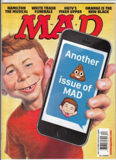 Here's the pdf file for Mad Magazine issue #541