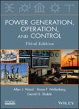 Power Generation Operation and Control 3rd edition By Allen J Wood and Bruce F Wollenberg and Gerald