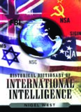 Historical Dictionary of International Intelligence (Historical Dictionaries of Intelligence