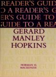 A Reader's Guide to Gerard Manley Hopkins