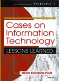 Cases on Information Technology: Lessons Learned (Cases on Information Technology Series) (Cases