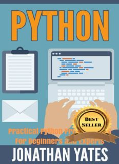 Python  Practical Python Programming For Beginners and Experts