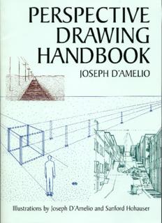 Perspective drawing handbook / Joseph D'Amelio