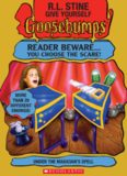 Give Yourself Goosebumps 7 - under the magicians spell