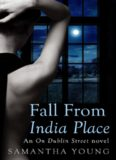 Fall from India Place (On Dublin street#4)