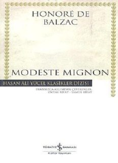 Modeste Mignon - Honoré de Balzac