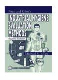 Bisesi and Kohn's industrial hygiene evaluation methods