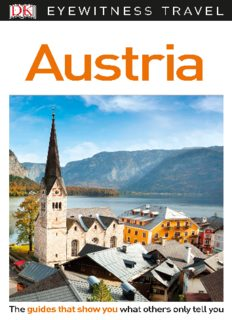 DK Eyewitness Travel Guide Austria