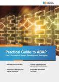 Practical Guide to SAP ABAP: Part1: Conceptual Design, Development, Debugging