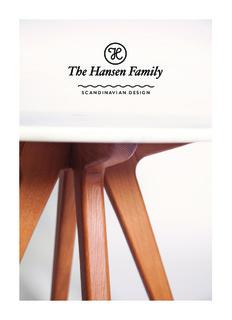Homegrown Wood, Handmade Furniture, New Scandinavian Design