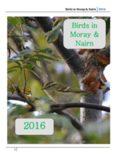 Birds in Moray & Nairn 2016