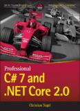Professional C 7 and .NET Core 2.0