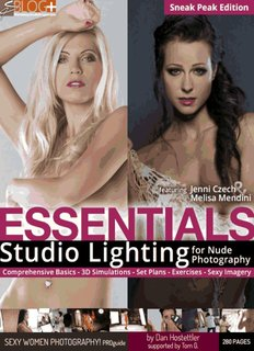 Studio Lightingfor Nude - Nude Photography Blog - StudioPrague.com
