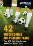 42 Soccer Drills & Practice Plans