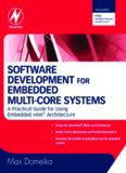 Software Development for Embedded Multi-core Systems: A Practical Guide Using Embedded Intel