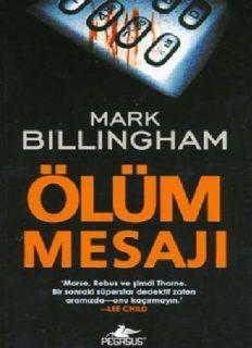 Ölüm Mesajı - Mark Billingham