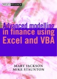 FINANCE Advanced modelling in finance using Excel and VBA 0471499226.pdf