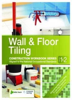 Linden Harris.Wall and Floor Tiling