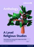 Religious Studies Anthology