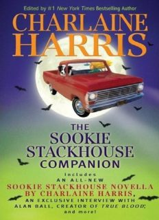 The Sookie Stackhouse Companion- A Complete Guide to the True Blood Mystery Series