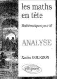 Les maths en tête : Analyse