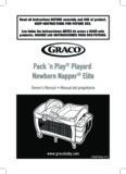 Pack 'n Play® Playard Newborn Napper® Elite