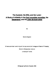 The Cuckold, His Wife, and Her Lover