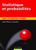 Statistique Et Probabilités : Cours Et Exercices Corrigées