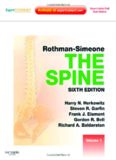 Rothman Simeone The Spine: Expert Consult: Online and PRint, 2-Volume Set, 6th Edition